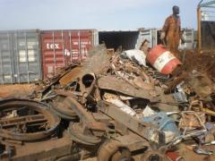 We are always looking for scrap metal to buy.