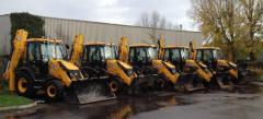 JCB3CX Backhoe Loader