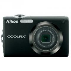NIKON COOLPIX S3000 Black digital camera