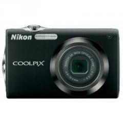 NIKON COOLPIX S3000 Black digital camera