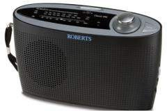 Roberts 3-Band Battery Portable Radio