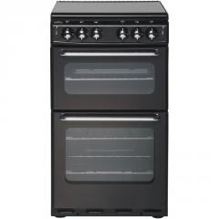 New World 50CM black gas cooker