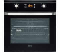 Fan Oven with LED Programmer