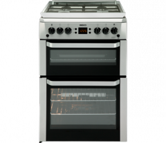 Top of the Range Double Oven with LED Minute Minder
