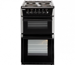 Double Cavity Electric Cooker with Separate Grill