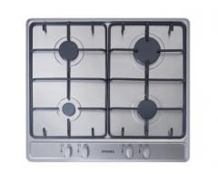 600mm Gas Hob with Enamel Pan Supports