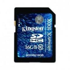 Kingston Ultimate X Flash memory card 16 GB
