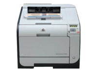 HP Color LaserJet CP2025n printer