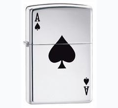 Zippo Lighter - Ace