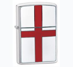 Zippo Lighter - England