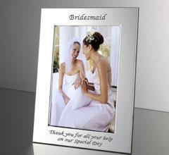 Bridesmaid Photograph Frame