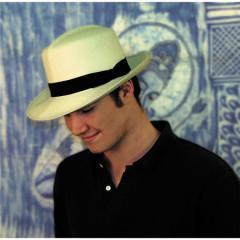 Men's Folding Panama Hat