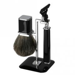 Square Shave Set