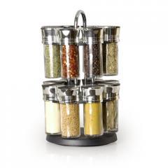 Pilot 16 Jar Carousel Spice Set