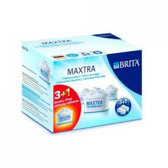 Brita Maxtra Water Filter Cartridge 3 + 1 Pack