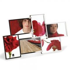 Flo Multiple Desktop Photo Frame