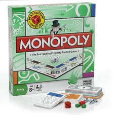 Hasbro Monopoly Game