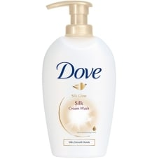 Dove Silk Cream Wash