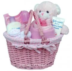 Baby Girl Gift Hamper