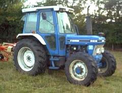 1984 Ford 6610 Tractor