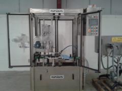 Nortan 35 sleeve -shrink machine