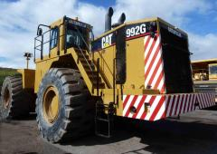 Caterpillar 992G Wheeled loader