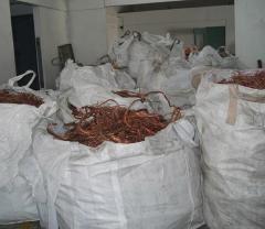Copper Wire Scrap - Mill Berry