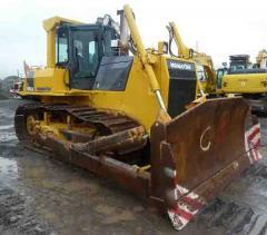 Bulldozer Komatsu D85EX-15 2003