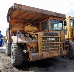 Dumptruck Aveling Barford RD030 1995