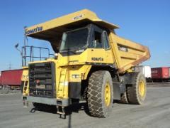 Dumptruck Komatsu HD605-7 2003