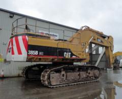 Tracked excavator Caterpillar 385BLME 2004