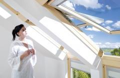 FTP-V U3 Electro 02 size: 55x98cm  roof window