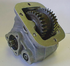 Power Take Off and Hydraulic Pumps