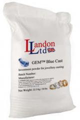 Investment powder (GEM Blue Cast)