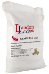 Investment powder (GEM Red Cast)