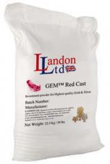 Investment powder (GEM Red Cast)