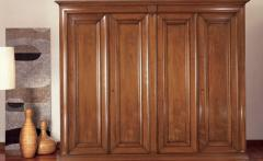 Wooden wardrobe (Wardrobe 19)