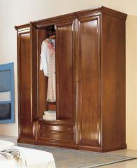 Wood carved wardrobe (Wardrobe 13)