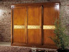 Wooden luxury wardrobe (Wardrobe 20)
