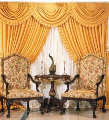 Wooden armchair (Armchair 3)