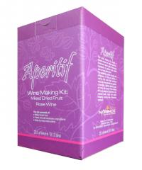Wine Making Kit Aperitif Rose