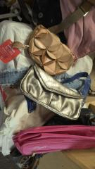 Used B grade bags and belts