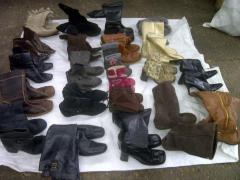Used Autumn/Winter boots