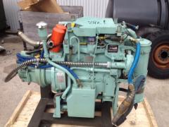Perkins 4108 дизельный двигатель