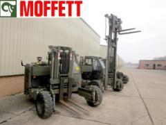 Mounted Moffett M2275 LWB Мобильный вилочный погрузчик
