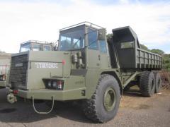 Terex ТА25 Military самосвал 6x6 ADT
