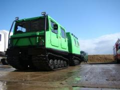 Hagglunds Bv206 Гусеничный вездеход (Ford бензин)
