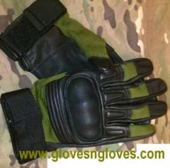 Airsoft Gloves Green