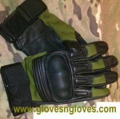 Airsoft Gloves Green