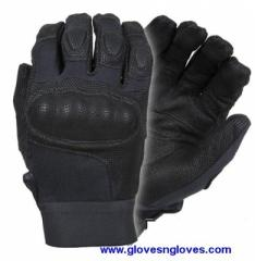 Kevlar Tactical Gloves with Carbon Tek Knuckles